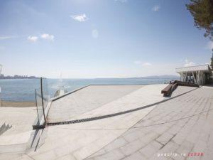 Новый пляж Приморье - бывший пляж Дружба